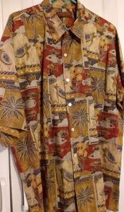 Tori Richard Hawaiian shirt XXL